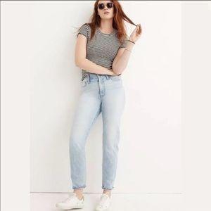 Madewell // EUC Perfect Summer Jean
